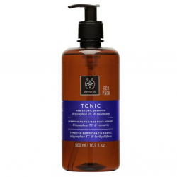 Apivita Mens Tonic Shampoo Hippophae TC & Rosemary 500ml