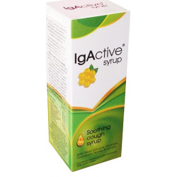 IgActive Soothing Cough Syrup (With Colostrum) 150ml